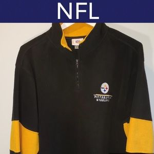 🏈Pittsburgh Steelers NFL Pullover Sweatshirt Coat